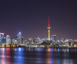 Hotel room rental in Auckland
