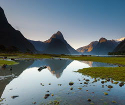 Hotel room rental in Te Anau to be close to the Milford Sound
